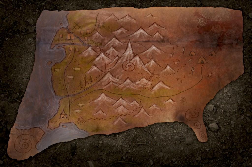 Monster map